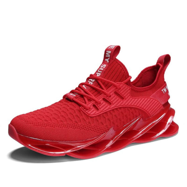 New Arrival Running Shoes Men Damping Men's Sneakers Breathable Mesh Man Sports Shoes Comfortable Male Jogging Shoes Walking 44k