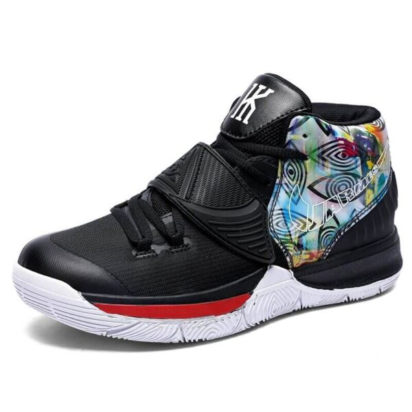 Breathable Light Men Sneakers Outdoor Adult Running Shoes Unisex Lovers Couple Trendy design Non-slip Sports basketball shoes 45