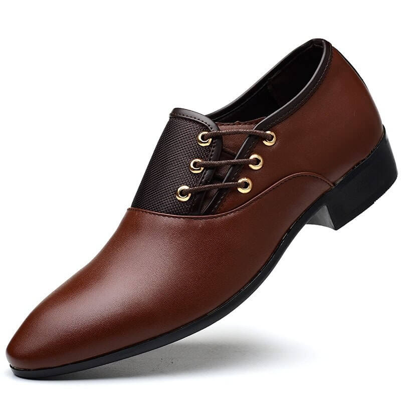 NZFMA SHOE COW LEATHER FOR MEN - NEVADA™