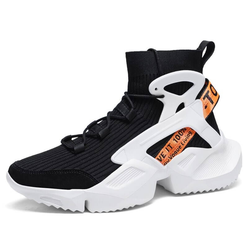 Man Nevada Sneakers Breathable Fashion Height Increasing Outdoor