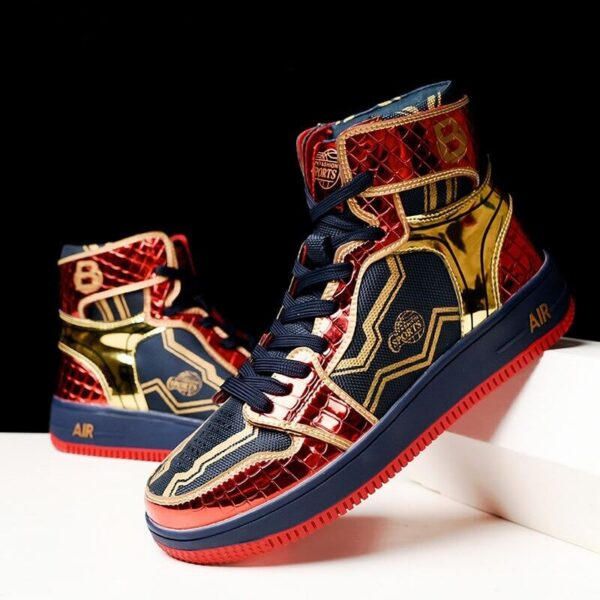 Couple Nevada Fashion High top Sneaker