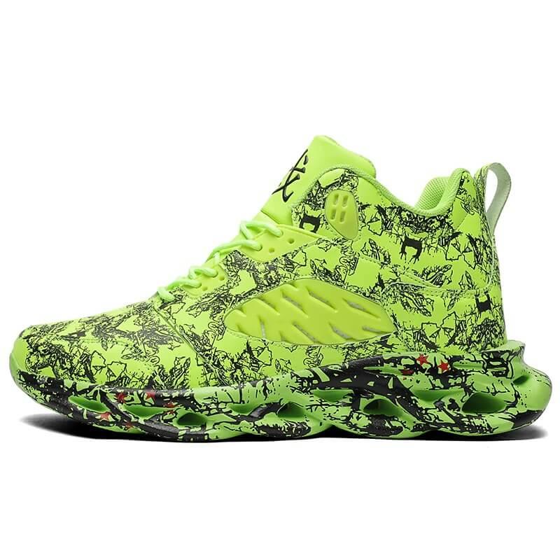 Nvada Classic Men Sneaker Fashion Mesh Breathable Men's Casual Shoe.