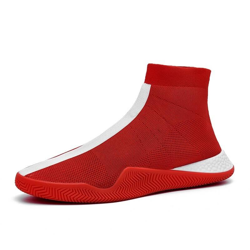 men nevada Breathable Sock Shoe Loafers,