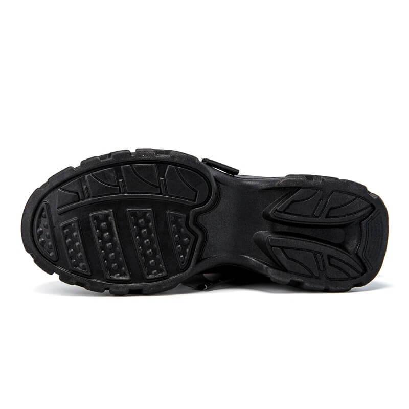 Nevada Fall Winter Fashion Women Shoe PU Leather Platform Sneaker