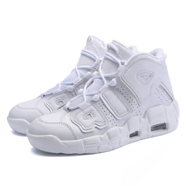 NEW Men Casual Trainers High Top Air Basketball.
