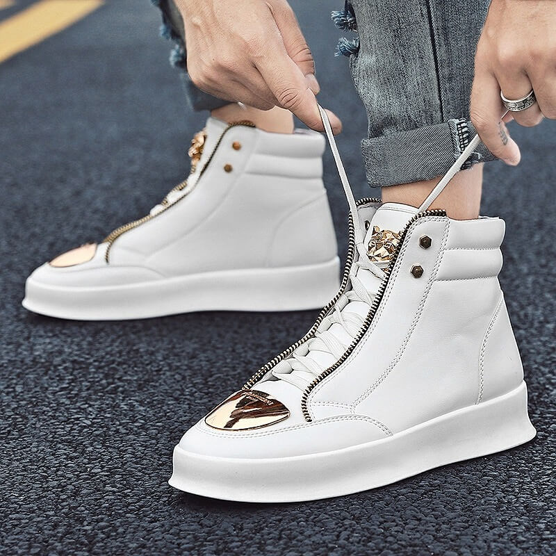 MEN NEVADA Off-BOUND ANKLE SHOE HIGH-CUT