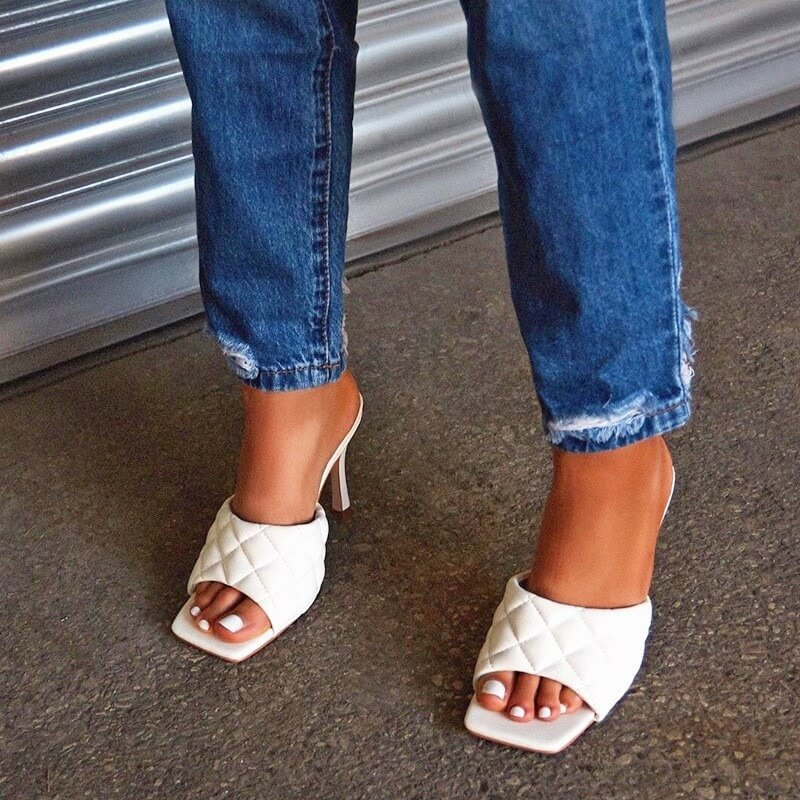 Women Nevada comfort sandal high heel