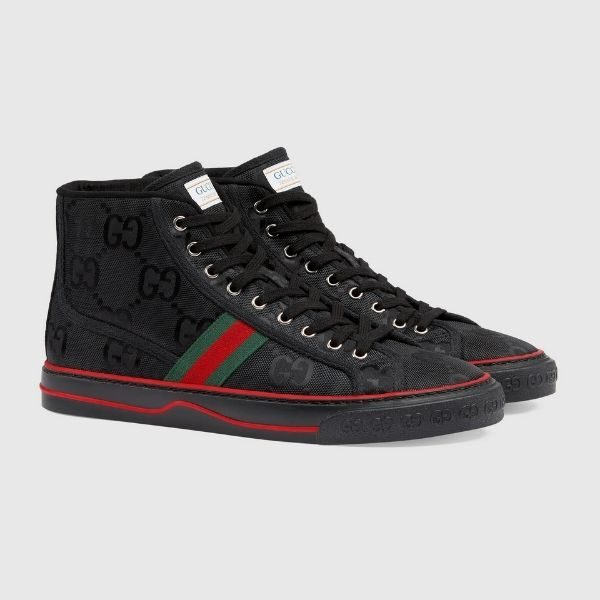 Luxury Off The Grid high Sneaker